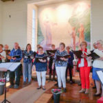 Vårkonsert «Jeg tror på sommeren» i kapellet på Sanderud